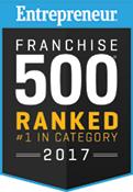 Entrepreneur 500 2017 #1