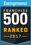 Entrepreneur 500 2017