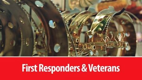 First Responders and Veterans